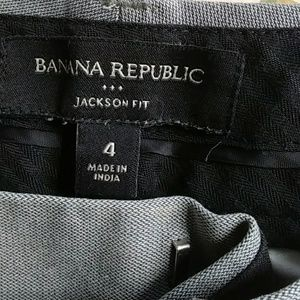 Banana Republic Jackson fit pant